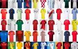 رنگ لباس تیمهای فوتبال از کجا نشأت میگیرد