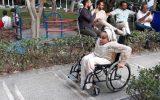 نمایش مد لباس؛ محلی برای عرضه توانمندی معلولان