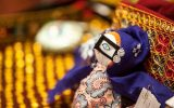 اولین محموله صنایع دستی بانوان قشم صادر شد