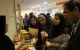 برپایی نمایشگاه توانمندی های زنان روستایی کرمان، در رفسنجان