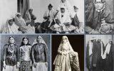 تحلیلی بر فرآیند تحول تنپوش بانوان دربار قاجار