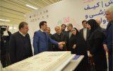 دبیر کارگروه ساماندهی مد و لباس کشور از نمایشگاه ایران شاپز بازدید کرد