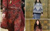 نقش فرش و گبه ایرانی روی لباس های روز دنیا… چرا از سوی ایران نه؟!