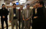 رئیس پلیس نظارت بر اماکن عمومی ناجا از نهمین جشنواره مد و لباس فجر بازدید کرد