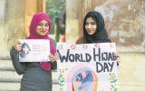 روز جهانی حجاب اول فوریه هر سال در ۱۱۶ کشور جهان برگزار میشود