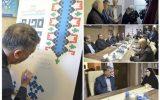 وزیر فرهنگ و ارشاد اسلامی از دبیرخانه نهمین جشنواره بینالمللی مد و لباس فجر بازدید کرد