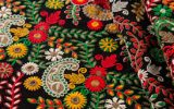ایران دارای بیش از ۱۲۰ نوع سوزندوزی است