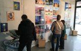 نمایشگاه «پنجرهای به ایران: سرزمین فرهنگ و هنر» برگزار شد