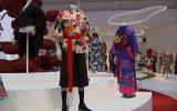 نمایشگاه لباس سنتی ژاپن در لندن برگزار شده است