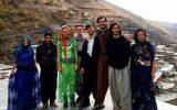 لباس کردی از لباسهای اصیل ایرانی