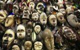 ماسکهای آیینی و کارکردهای آن در فرهنگ پوششش قاره سیاه