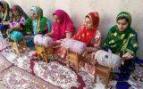 تار و پود زندگی و انواع دستبافتههای ایرانی