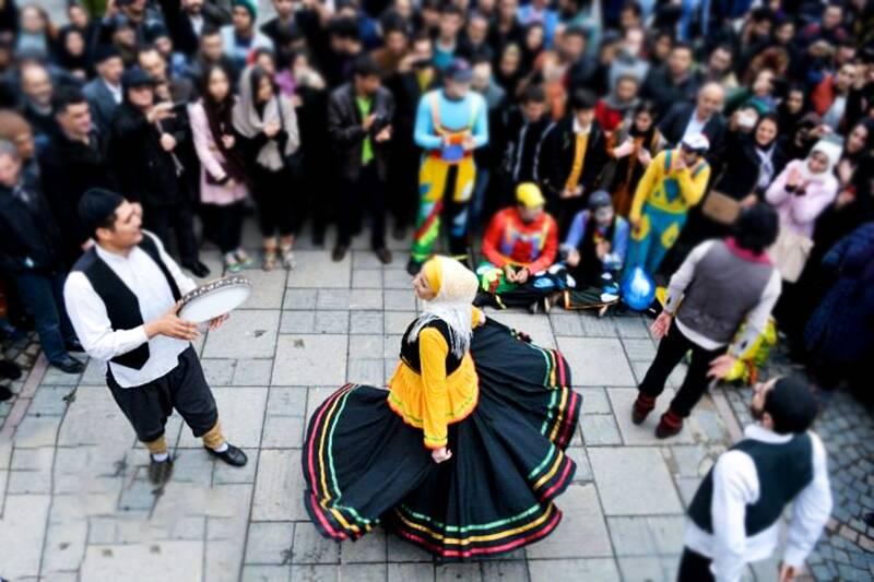 روز جهانی رقص