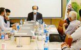 دومین جلسه کارگروه پشتیبانیها و مانعزداییها از تولید