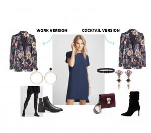 لباس کوکتل ۱