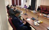 جلسه هم اندیشی دبیر کارگروه ساماندهی مد و لباس کشور با گروه های مرجع حوزه پوشاک