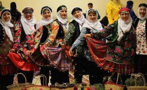 لباس زنان شیرازی1
