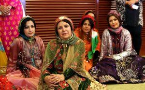 لباس زنان شیرازی