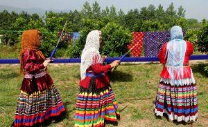 لباس زنان گیلانی