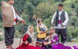 لباس محلی گیلانی ها؛ شادترین لباس جهان