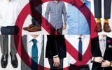 اشتباهات مردان در پوشیدن لباس که عادتی روزمره شده است