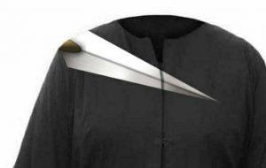 نمادهای خشونت آمیز به جای نمادهای مذهبی در ششمین نمایشگاه لباس عاشورایی