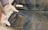 فروش شلوار جین ۱۲۵ ساله به مبلغ ۱۰۰ هزار دلار