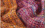 شناخت ساختار و روش تولید نخ بوکله و کاربرد آن در طراحی پارچه و لباس