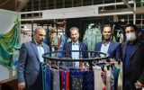 بازدید رئیس اتحادیه پوشاک اصفهان از اولین نمایشگاه پوشاک تهران مدکس